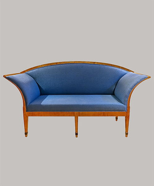 Sofa 080/045x182x060 Kirschbaum 1810