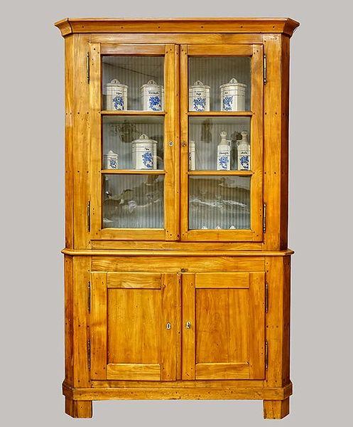 Bücherschrank 193x115x043 Kirschbaum 1825