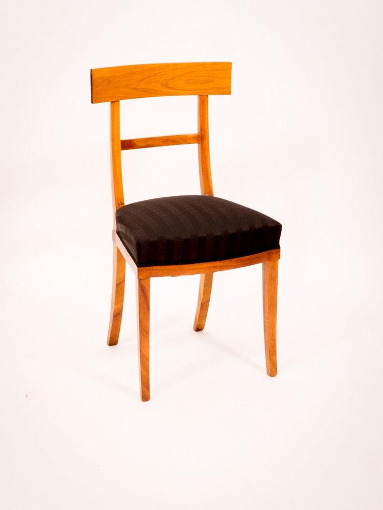 stuhl kirschbaum massiv 1825 antiquit ten daniel c nagel bad honnef. Black Bedroom Furniture Sets. Home Design Ideas