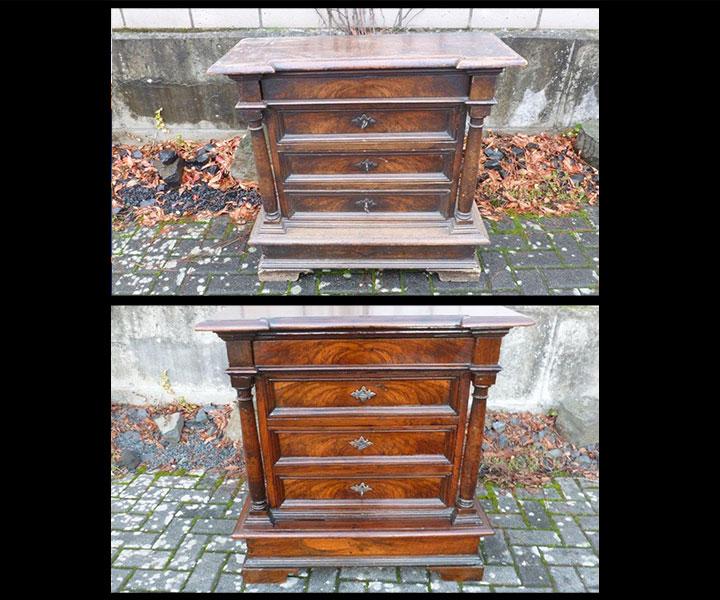 Werkstatt für antike Möbel